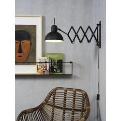 Wandlamp Aberdeen zwart