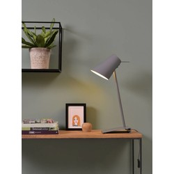 Tafellamp Cardiff grijs