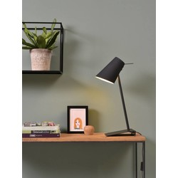 Design Tafellamp Cardiff Zwart