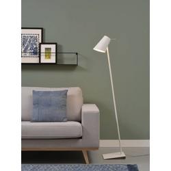 Design Vloerlamp Cardiff Wit