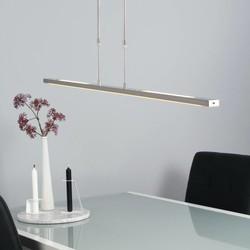 Hanglamp Zelena 122 cm Staal