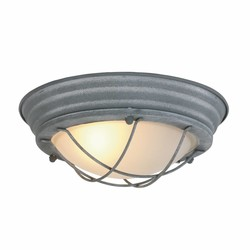 Plafondlamp Kaj grijs