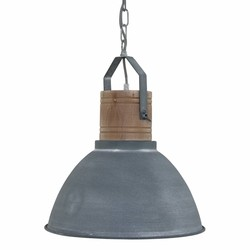 Hanglamp Denzel grijs