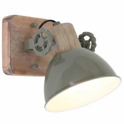 Wandlamp Gearwood 1-lichts groen