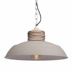 Hanglamp Hammer 1-lichts Chrome