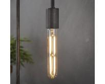 Lichtbron LED E27 4W buis 18,5 cm filament goldline