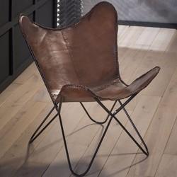 Vlinderstoel Bruce