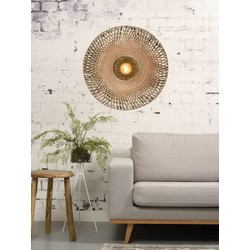 Wandlamp Kalimantan Bamboe large Naturel