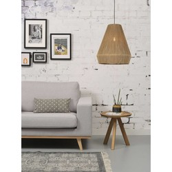 Hanglamp Iguazu large jute naturel