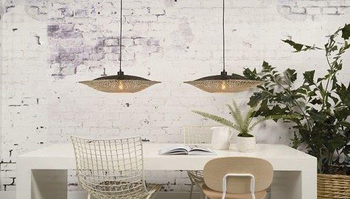 Zoek je landelijke hanglampen? Kies hier jouw houten hanglamp!