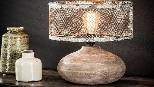Op zoek naar de ideale tafellamp? Bekijk onze mooie collectie voor elk interieur!