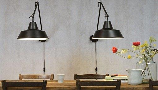 Wandlampen kopen? Kies hier de wandlamp voor uw interieur!