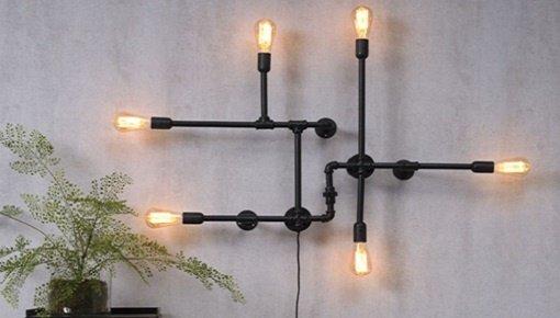 Zoekt u wandlampen? Kies nu uw stoere industriële wandlamp!
