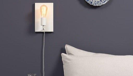 Zoekt u moderne wandlampen? Kies hier uw moderne wandlamp!