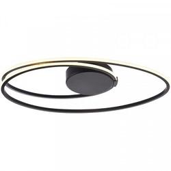 Plafondlamp Ophelia 21W zwart