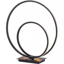 Tafellamp Ophelia 18W zwart