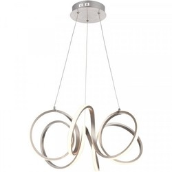 Hanglamp Raffinato 48W staal