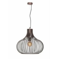 Hanglamp Aglio Ø48cm Bruin/Brons