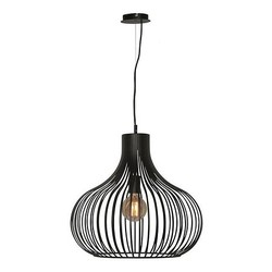 Hanglamp Aglio Ø48 cm Zwart