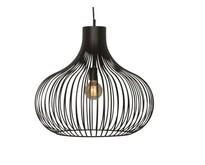 Moderne - Hanglamp - Zwart - 60 cm - Aglio