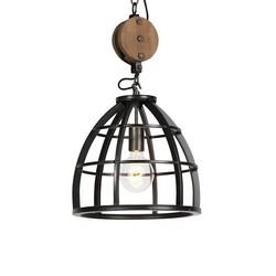 Hanglamp Birdie Ø35 cm Zwart