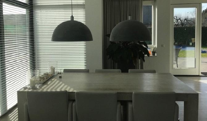 Rechthoekige 240 tafel