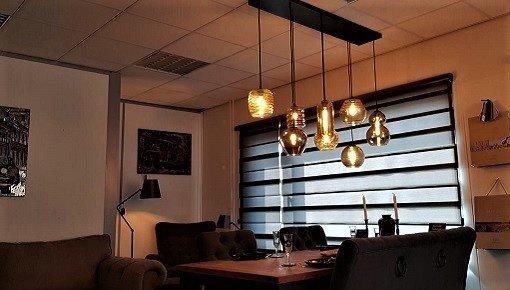 Speciale lampen en verlichting
