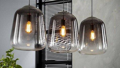 Kies je voor lampen met glas? Bekijk nu onze collectie glazen lampen
