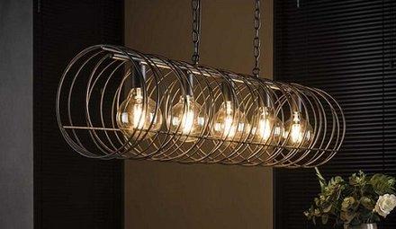 Moderne industriële lampen