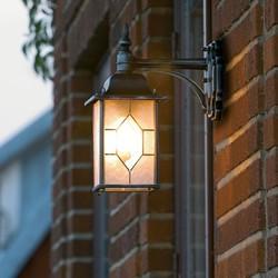 Buiten hangende wandlamp Milano