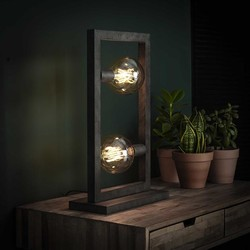 Tafellamp Skye 2-lichts