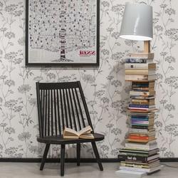 Vloerlamp Cambridge Boekenstandaard Wit