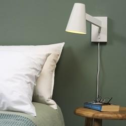 Design Wandlamp Biarritz Wit