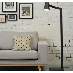 Design Vloerlamp Biarritz Zwart
