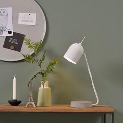 Moderne tafellamp Madrid wit