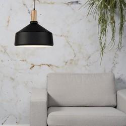 Hanglamp Melbourne Large Zwart