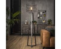 Industriële - Vloerlamp - Charcoal - 40 cm - Missouri