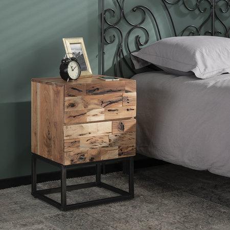 Een prachtige keuze aan nachtkastjes voor elke woonstijl en elk budget