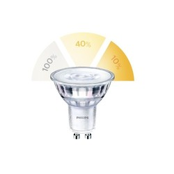 Philips GU10 LED 5W SceneSwitch 36° 2700K