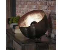 Industriële - Tafellamp - Zwart nikkel - 36 cm - Zenzi