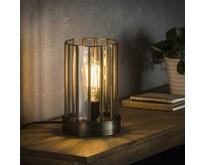 Moderne - Tafellamp - brons antiek - Artdeco - Pico