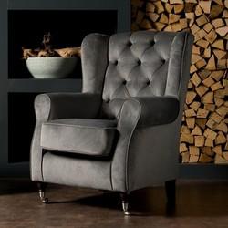 Landelijke fauteuil Chelsey