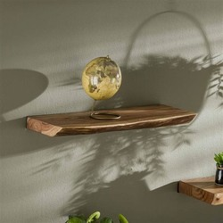 Wandplank Kayne 60 cm acaciahout