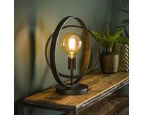 Moderne - Tafellamp - Charcoal - 1 lichts - Ozon