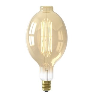Calex  Filament LED Colosseum XXL E40 amber 2100 K, 1100 lumen