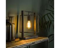 Moderne - Tafellamp - Charcoal - 1 lichts - Flex