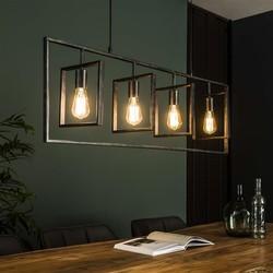 Hanglamp Flex 4-lichts Charcoal