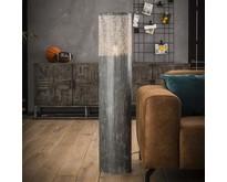 Moderne vloerlamp Pisa 120cm | Grijs