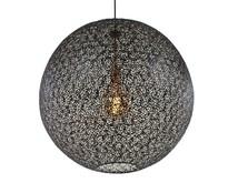 Oosterse - Hanglamp - Zwart / goud - 60 cm - Oronero