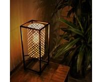 Oosterse - Tafellamp - Goud / wit - 37 cm - Petrolio